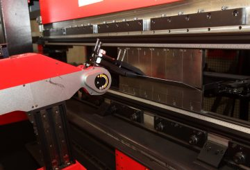 Press Brake Plate Roll - Automated Bending