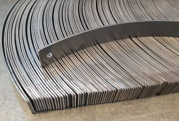 Press Brake Plate Roll - Curved Sheet