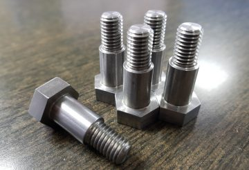 Lathe Machining - Mill Thread Stainless