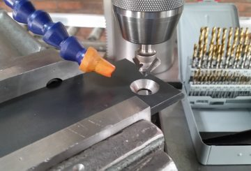 Drill Tap Band Saw - Countersink Countersunk