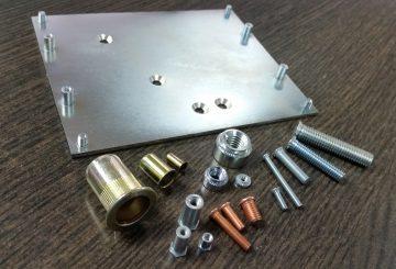 Insert Fastener - Sheet Metal Captive Fasteners