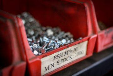 Insert Fastener - Metric Threads Mild Stainless Aluminium