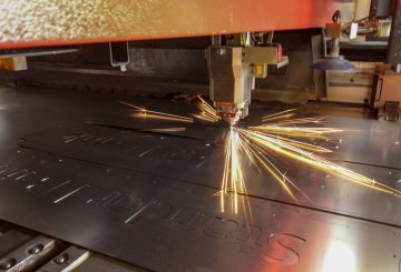 CNC Laser Cutting - Laser Standard Bank