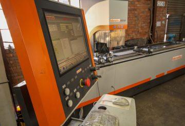 Aluminium Extrusion - CNC Cutter 6061 6063 6082
