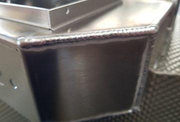 MIG TIG Spot Weld Grind - Aluminium Box